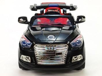 Dětské elektrické auto rallye  černý