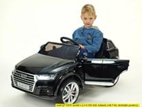 Dětské elektrické auto Audi Q7 s 2,4G DO - HL159NEW.red