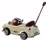 Dětské elektrické autíčko Retro + RC