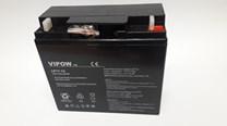 Baterie gelová Vipow 12V/17Ah pro dětská vozítka