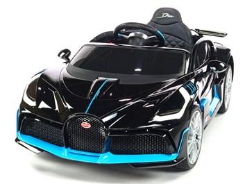 Dětské elektrické autíčko Bugatti Divo černé