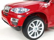 Dětské autíčko Licenční BMW X6 - JJ258EVA.red - Červená