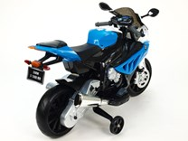 Dětská el. motorka licenční BMW JT528.blue