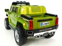 Mohutný elektrický džíp styl H2 Extender s 2,4G dálkovým ovládáním, EVA koly