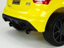 Ford Focus RS s 2.4G DO  lakovaná žlutá