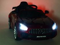 Elektrické auto Mercedes-AMG GT R