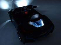 Dětské el. auto BMW I8 Concept LUX černá