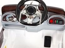 Dětské elektrické autíčko s RC a ovládací tyčí