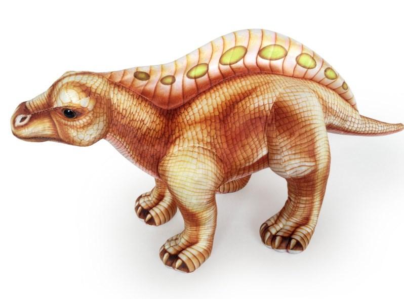 Plyšový Lotosaurus hnědý R-LTS65R