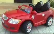 Dětské autíčko pro 2 děti s rádiem