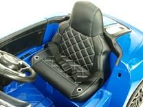 Dětské el. autíčko Audi R8 Spyder s 2.4G DO modrá