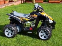 Dětská čtyřkolka Raptor 12V