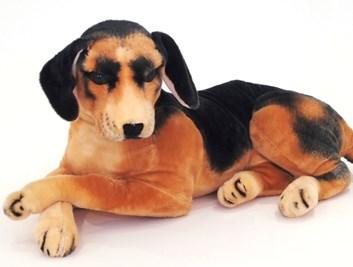 Plyšový pes Hamilton