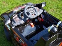 Elektrické auto Range s RC