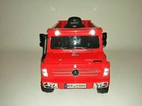 Mercedes Benz Unimog U5000  s 2,4G DO,  hasičský záhraný sbor