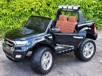 Dětské el. autíčko pro 2 děti Ford Ranger 4x4, DKF650.black