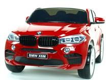 Dětské elektrické autíčko BMW X6M dvoumístné s 2,4G DO