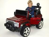 Dětské elektrické autíčko Džíp Courage s 2,4G DO -DKF006LAKČV