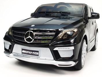 Dětské el. auto Mercedes mohutný licenční džíp -SLOŽENÝ