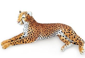 Plyšový gepard  ležící