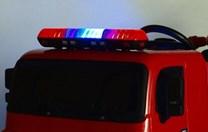 Dětské elektrické Policejní auto  s 2,4G DO