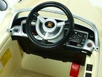 Luxusní sportovní retro auto + RC - JE128NEW.red