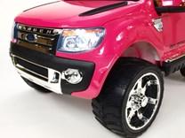 Licenční džíp Ford Ranger LUX s DO - 9946lux.pink