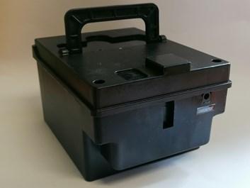 Bateriový box pro buggy Strength   - SX1928