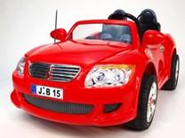 Dětské autíčko pro 2 děti s DO + FM černá