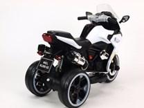 Motorka - Tricykl Dragon s osvětlenými koly,motory 2x6V,pérováním nápravy,digiplayer USB,Mp3,voltmetr,LED osvětlení R1200GS.blue (kopie)