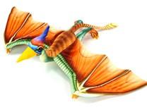 Plyšový dinosaurus Pterosaurus