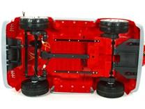 Dětské elektrické autíčko  hasičský vůz 4x4 s 2,4G ,podvozek