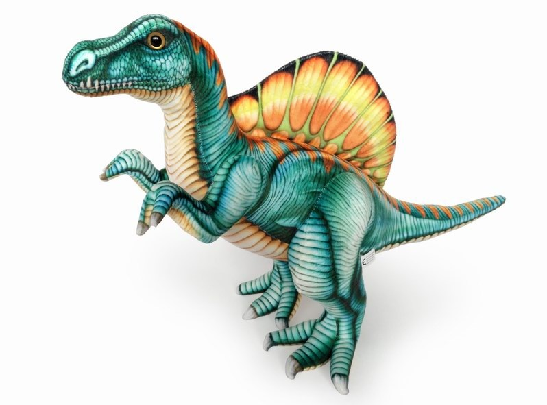 Plyšový dinosaurus Spinosaurus