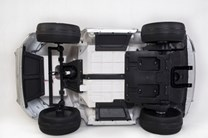 Dětské elektrické autíčko VOLVO XC90 s 2,4G DO -XC90.silver