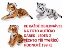 Dětské el. autíčko KUBA RETRO s nafukovacími koly a  RC KB5018T.red (kopie)