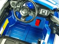 DĚTSKÉ  ELEKTRICKÉ  AUTÍČKO  VOLKSWAGEN  BEETLE DUNE - lakovaná modrá barva-S303LAKM