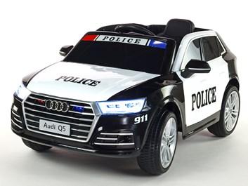 Dětské elektrické autíčko Audi Q5 policejní