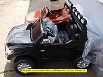 Dětské elektrické auto Toyota Tundra 24V s 2.4G DO, pro 2 děti