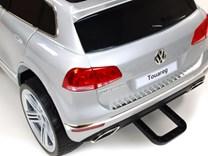 Dětské elektrické auto SUV Volkswagen Touareg s 2,4G DO , lakované - DKF666silver