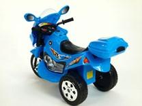 Dětská el. motorka malá Connect s kufříkem