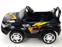 Dětské el. autíčko mini SUV PB6600.black