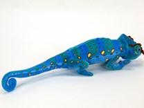 Plyšový chameleon ACN124B
