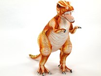 Plyšový Tyrannosaurus Rex  R-TRS128R hnědý