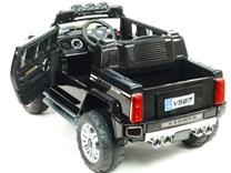 Dětské elektrické auto H2 Extender černé