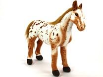 Plyšový kůň Appaloosa  - HR94LA