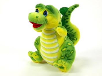 Plyšový dinosaurus Megalosaurus