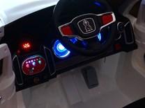 Dětské elektrické autíčko SUV Kajen s 2,4G dálkovým ovládáním KL5688+2,4G.white