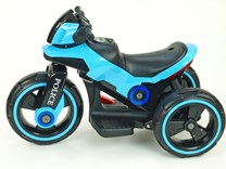 Dětská elektrická motorka VELKÁ 101cm, SW198A.blue