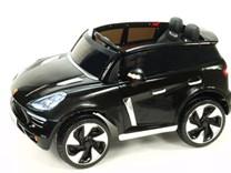 Dětské elektrické autíčko SUV Kajen s 2,4G dálkovým ovládáním  černé