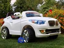 Elektrické autíčko sportovní cabrio